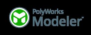 Polyworks modeler logo